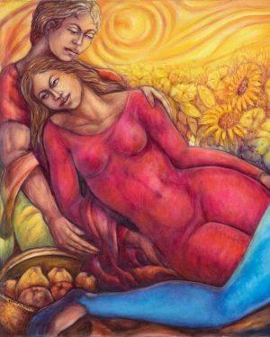 Julio-Susana_2007_Balletmusical_50x41